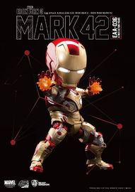 Marvel: Iron-Man (Mark 42) - Egg Attack Action Figure
