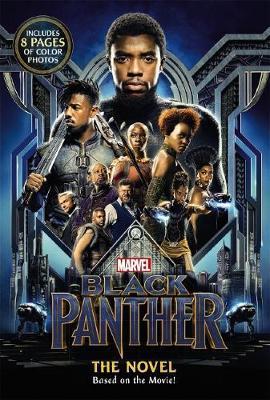 Marvel Black Panther: Movie Novel