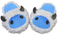 Overwatch: Mei Yeti Slippers - (Small)