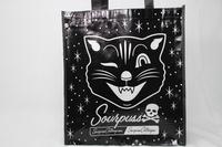 Sourpuss: Jinx Cat - Tote Bag