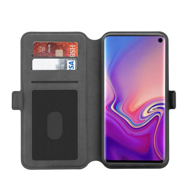3SIXT: NeoWallet for Galaxy S10 - Black