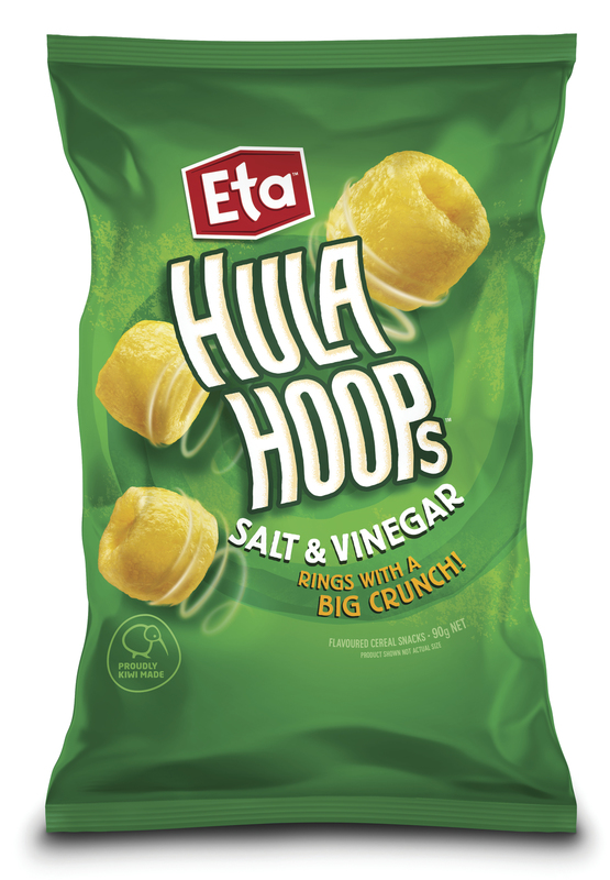 Eta Hula Hoops (12 x 90g)