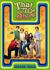 That '70s Show - Season 3 (4 Disc) on DVD