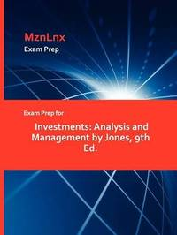 Exam Prep for Investments by Gary Jones