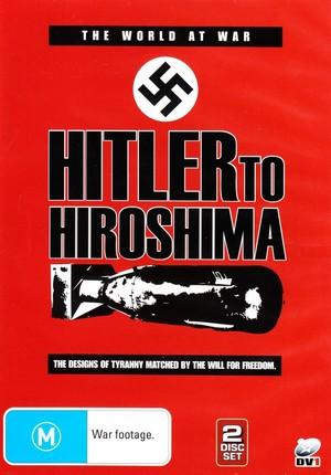 Hitler To Hiroshima (2 Disc Set) on DVD image