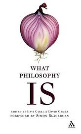 What Philosophy is image