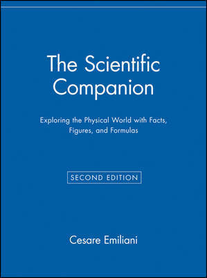 The Scientific Companion by Cesare Emiliani