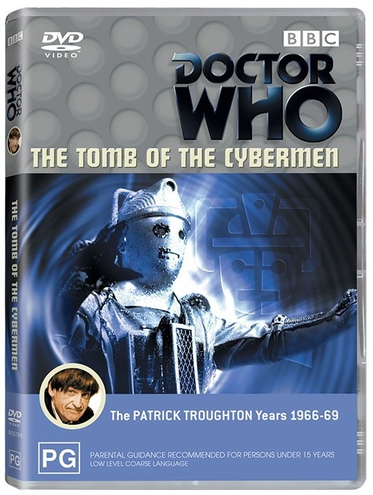 Doctor Who: The Tomb of the Cybermen on DVD