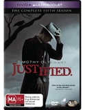 Justified - The Complete Fifth Season (DVD/Ultraviolet) DVD