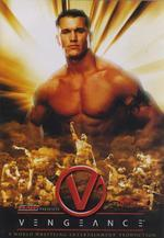 WWE - Vengeance 2004 on DVD