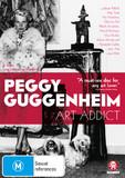 Peggy Guggenheim: Art Addict DVD