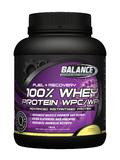 Balance 100% Whey Protein 1.5kg - Banana