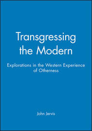 Transgressing the Modern by John Jervis image