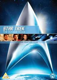 Star Trek IV: The Voyage Home - The Feature Film DVD