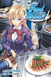 Food Wars!, Vol. 2 by Yuto Tsukuda
