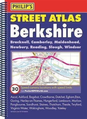 Philip's Street Atlas Berkshire image