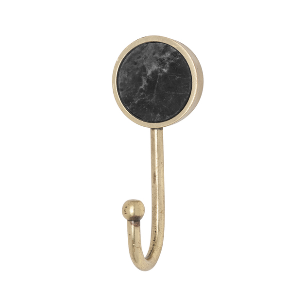 General Eclectic: Marble Hook - Grey