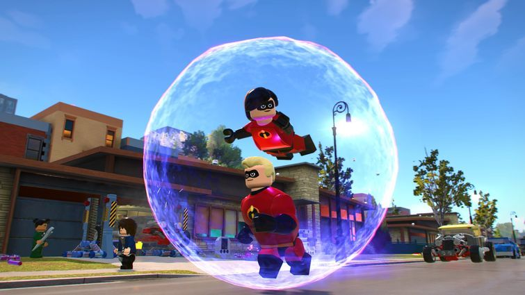 LEGO The Incredibles for PS4 image