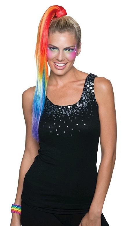 My Little Pony: Rainbow Dash - Hair Extension (Adult)