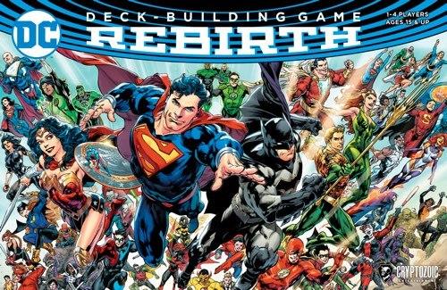 DC Comics: Rebirth
