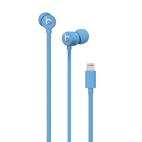 Beats: urBeats3 Earphones with Lightning Connector – Blue