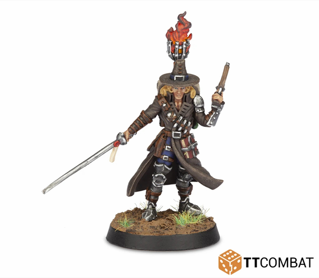 TTCombat: Witch Hunter