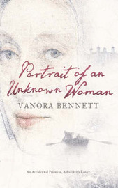 Portrait of an Unknown Woman by Vanora Bennett image