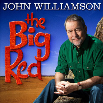 The Big Red by John Williamson