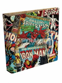 Marvel Retro Montage 2 Ring Binder