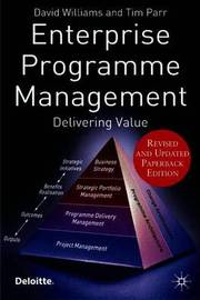 Enterprise Programme Management by David Williams