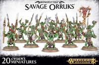 Bonesplitterz Savage Orruks