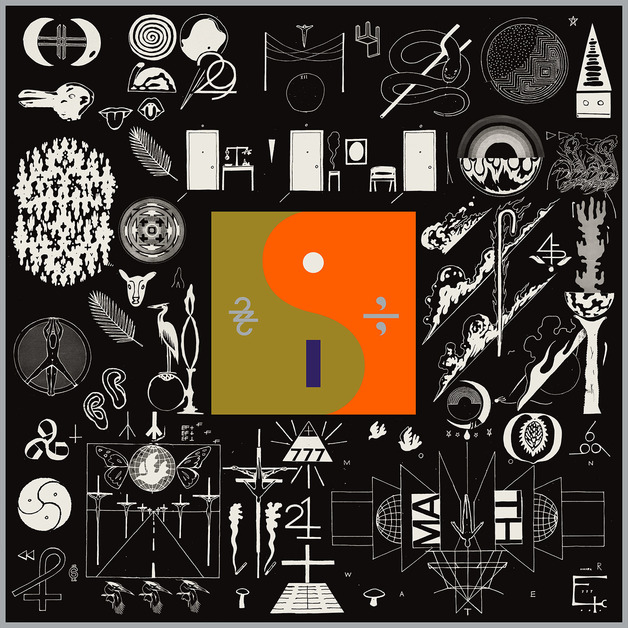 22, A Million by Bon Iver