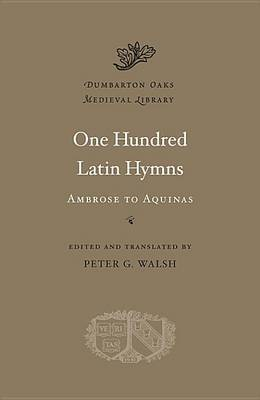 One Hundred Latin Hymns