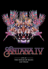 Santana IV - Live At The House Of Blues, Las Vegas (3LP+DVD) by Santana