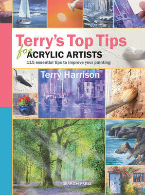 Terry's Top Tips for Acrylic Artists by Terry Harrison image