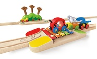 Hape: My Little Railway Set image