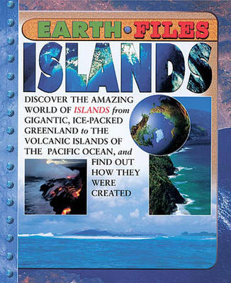 Earth Files: Islands Paperback by Chris Oxlade image