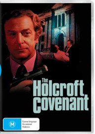 The Holcroft Covenant on DVD