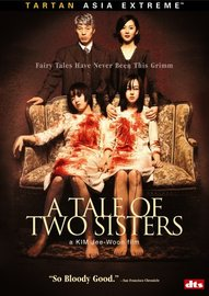 A Tale Of Two Sisters on DVD image