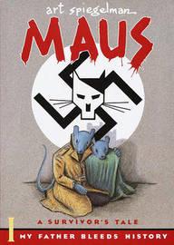 Maus a Survivors Tale by Art Spiegelman