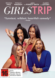 Girls Trip on DVD