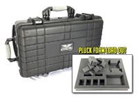 Battle Foam: The Fitzgerald - Black Label Case (Pluck Foam Load Out)
