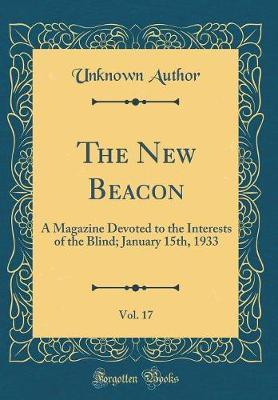 The New Beacon, Vol. 17 by Unknown Author image