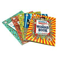Where's Wally 5 Book Pack