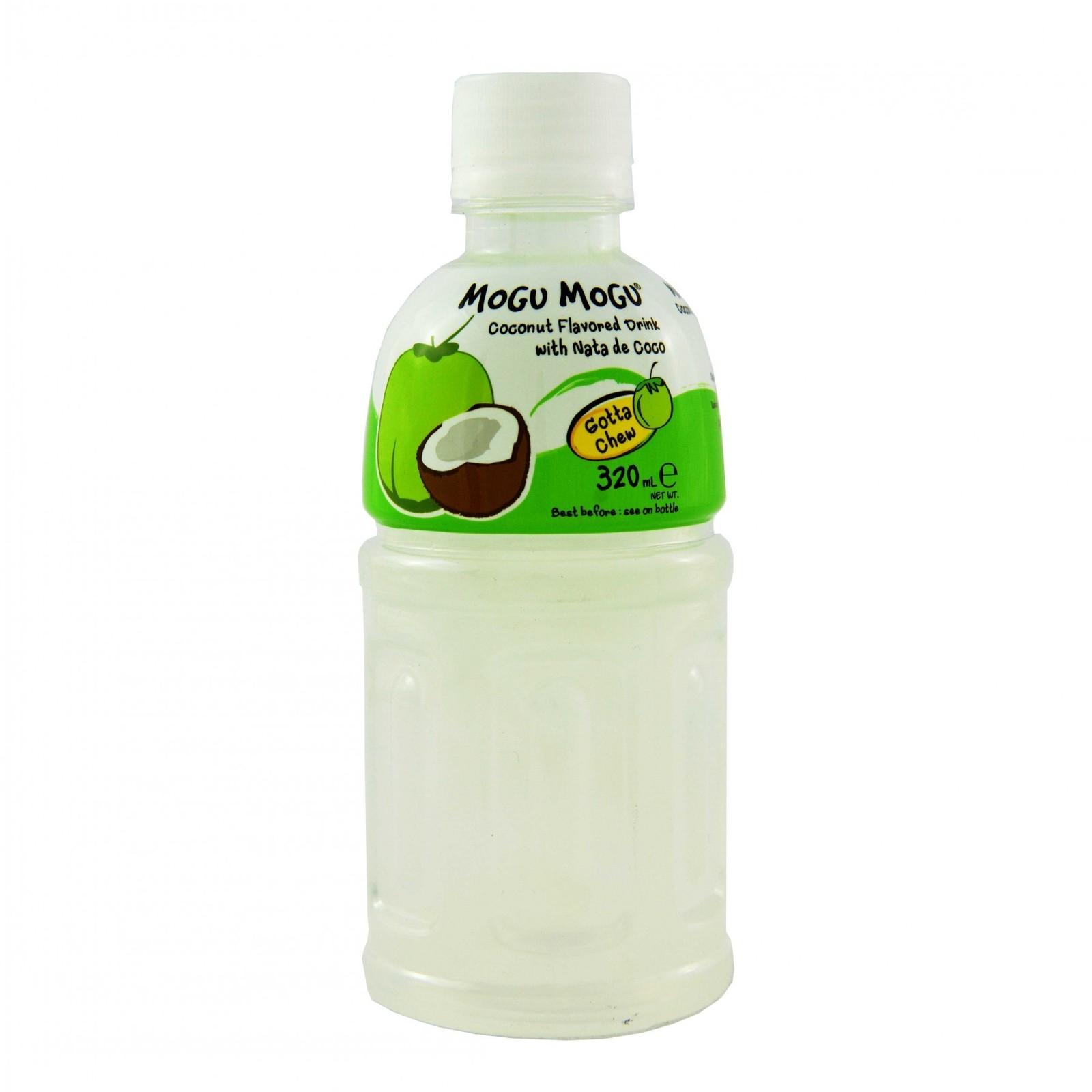 Mogu Mogu Coconut Flavored Drink 320ml image
