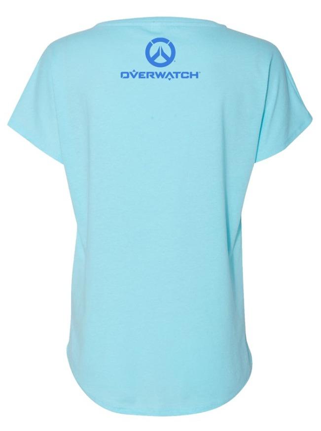 Overwatch: Mei Icon - Women's Dolman Shirt (Medium) image
