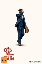 The Old Man With The Gun on DVD