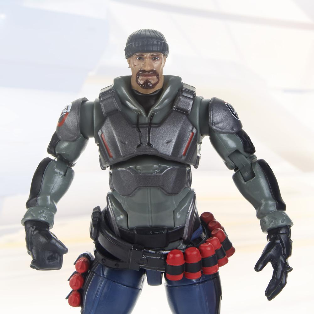 "Overwatch: Ultimates Series 6"" Action Figure - Blackwatch Reyes (Reaper) image"