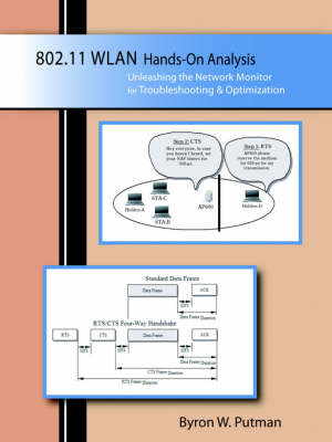 802.11WLAN Hands-On Analysis by Byron W. Putman image