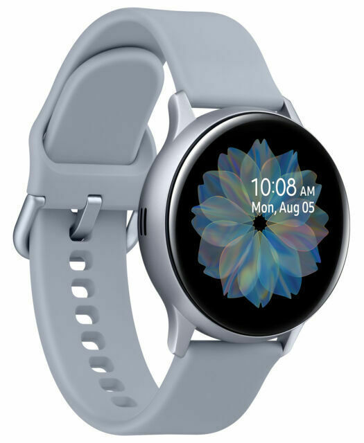 Samsung Galaxy Watch Active 2 Aluminum - Cloud Silver (44mm)
